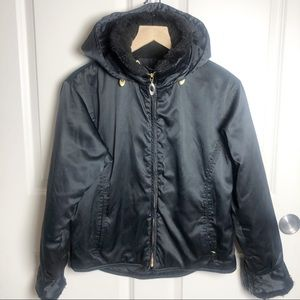 Obermeyer insulated Jackie Coat black size 6